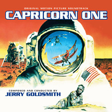Capricorn One cd sealed intrada goldsmith