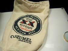 Mexico Beer Sack Cerveza Mexicana Cerveza Cozumel Mexico Beer Bag
