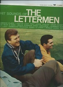 LETTERMEN US LP The Hit Sounds Of on Capitol 1965