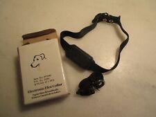 electronic Flea Collar dog or cat