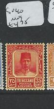 MALAYA TRENGGANU (P0908B) 35C  SG46  MOG