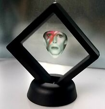 David Bowie Guitar Pick Display Framed Rock Roll Band Novelty Gift Present Music