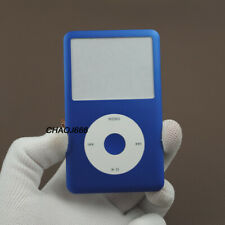 blue front housing cover clickwheel button for ipod 6G 7G classic 80/120/160gb