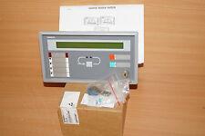 Siemens texte clair terminal b3q595/hq95x l24213-l8000-a181 534110