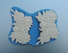 silicone sugarcraft mould lace flower spray 18(90grams)