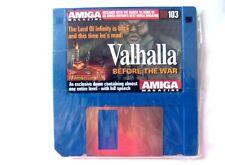 60296 disque 103 Amiga Magazine-Valhalla avant la guerre-Commodore Amiga ()