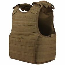 Condor XPCL Coyote Brown EXO MOLLE Tactical BALCS/SPEAR Plate Carrier Vest