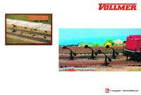 VOLLMER 5136 - H0 1:87 - Accessori per tracciato ferroviario