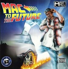 Mac Mall - Mac to the Future [New CD] Explicit
