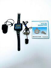 TRX Wrist-Watch Style Professional Pulse Monitor Model PU-701