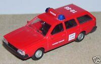 MICRO IMU HO 1/87 VW VOLKSWAGEN PASSAT FREIWILLIGE FEUERWEHR 112 FIRE POMPIERS