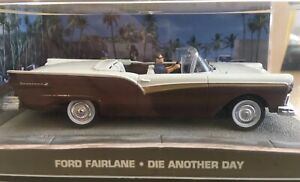 James Bond 007 Car - 1/43 Ford Fairlane- Die Another Day