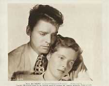 "LOUISA HORTON & BURT LANCASTER in ""All my Sons"" Original Vintage Photograph 1948"
