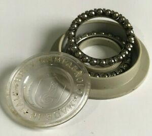 "New Campagnolo Headset Bearings 5/32"" 22 + 22 Balls On Cage NOS Part 1134045"