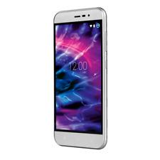 """MEDION® LIFE® E5006  12,7 cm (5"""") Smartphone Metall Gehäuse Quadcore CPU 8MP Cam"""