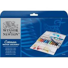 Winsor & Newton Cotman Watercolour Paint - Painting Plus Set