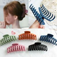 New Claw Clip Tough Plastic Hair Claw Large Size Hair Clamps Hair Accessory