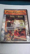 """DVD """"EL CAPITAN HORATIO HORNBLOWER, EL HIDALGO DE LOS MARES"""" PRECINTADA SEALED"""
