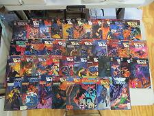 BATMAN SHADOW OF THE BAT 40 ISSUE COMIC RUN 0 1-43 ANNUALS 1-3 DC VICTOR ZSASZ