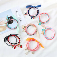 Pendant for Women Girls Hair Ties Ponytail Holder Hair Rope Rubber Band