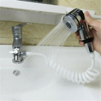 Hand shower Quick Connect Sink Hose Spray Set For Hair Washing Pet Bath