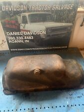 Oliver 70 Tractor Good Engine Motor Oil Pan Amp Drain Plug Antique Tractor