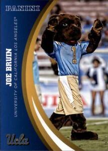 2015 Panini UCLA NCAA Base Singles (Pick Your Cards)