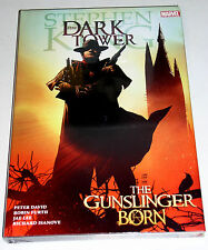 DARK TOWER THE GUNSLINGER BORN - HARDCOVER NM CONDITION RETAILED AT $24.95