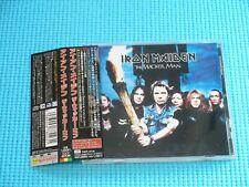 IRON MAIDEN The Wicker Man CD-Extra 2000 OOP CD Japan TOCP-40138 OBI