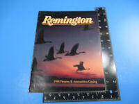 Vintage 1990 Remington Firearms &  Ammunition Catalog Handguns 15 pages M6548