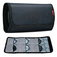 CADeN Filter Case 6 Pocket Camera Lens Filter Pouch Bag For Canon NIKON SONY