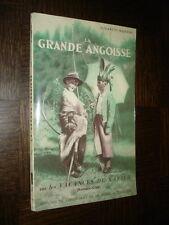 LA GRANDE ANGOISSE - Ou les vacances de Xavier - E. Mariémy 1930 - Roman-Ciné