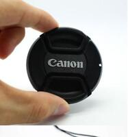1 PCS New 49mm Front Lens Cap for CANON