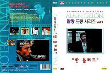 Parole De Flic,1985 (DVD,All,NEW) José Pinheiro, Alain Delon, Jacques Perrin
