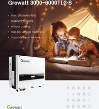 3 Phasiger Wechselrichter 3000Watt Growatt 3000TL3-s Stringwechselrichter AR4105