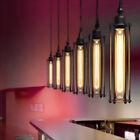 """E27 14.2"""" Metallo Vintage Soffitto Shade Light Lampada a sospensione Pendente"""