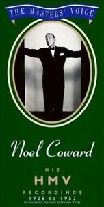 The Masters' Voice -- Noel Coward: His HMV Recordings 1928 to 1953 by Noël Cowa…