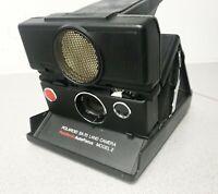 Polaroid SX-70 Land Camera Polasonic Auto Focus Model 2