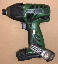 408 Hitachi 18V Cordless Impact Driver WH18DL + Free Post