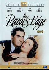 The Razor's Edge (1946) New Sealed DVD Tyrone Power