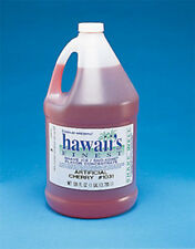 Snow Cone Shaved Ice Syrup Concentrate 1030Ga Strawberry Flavor 1 gal = 32 gal