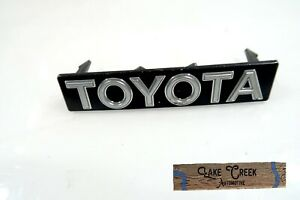 GENUINE OEM | 1989 1990 1991 1992 1993 Toyota Cressida Emblem