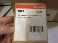 HONEYWELL TR21-A TEMPERATURE SENSOR LESS NETWORK JACK