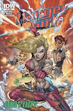 Danger Girl Mayday #4 (NM)`14 Hartnell/ Royle