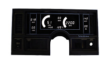 1984-1987 Buick Regal Digital Dash Panel White LED Gauges Made In The USA