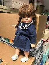 König & Wernicke Puppe 46 cm. Top Zustand