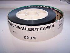 DOOM (2005) 35mm UK Film Trailer
