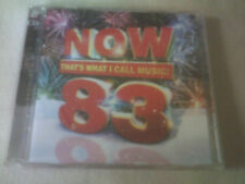 NOW THAT'S WHAT I CALL MUSIC 83 - 2012 2 CD ALBUM - PSY/RITA ORA/ONE DIRECTION