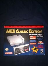 Nintendo NES Classic Edition Mini Console - 100% AUTHENTIC - BRAND NEW