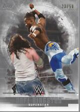 2017 Topps WWE Undisputed Silver #21 Kofi Kingston /50 - NM-MT